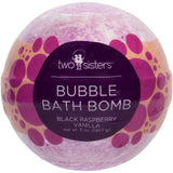 Black Raspberry Vanilla Bubble Bath Bomb