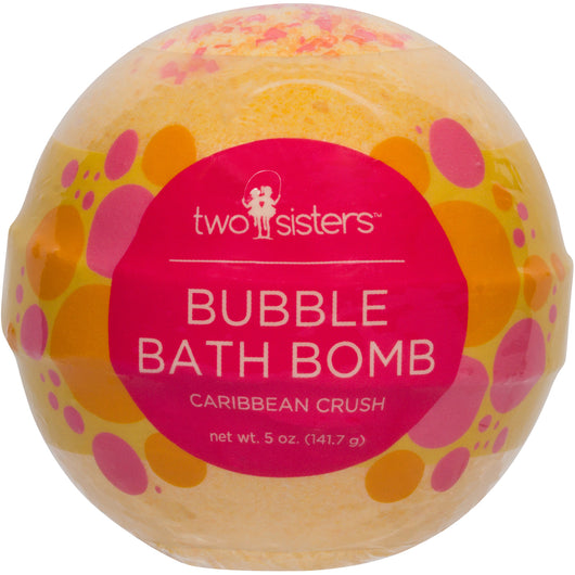Caribbean Crush Bubble Bath Bomb
