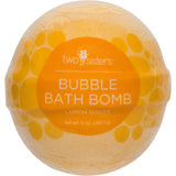 Lemon Sugar Bubble Bath Bomb