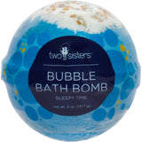Sleepy Time Bubble Bath Bomb