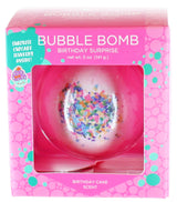 Birthday Surprise Bubble Bath Bomb - Two Sisters Spa