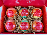 6 Dragon Surprise Bubble Bath Bombs Set