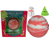 Christmas Squishy Surprise Bubble Bath Bomb - Two Sisters Spa