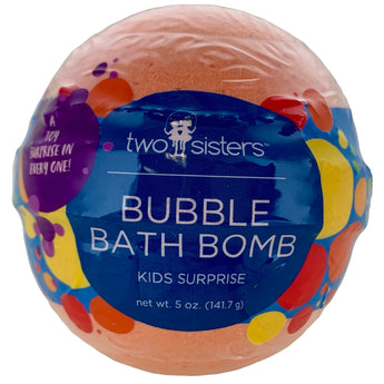 Citrus Surprise Bubble Bath Bomb