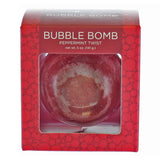 Peppermint Twist Bubble Bath Bomb - Two Sisters Spa