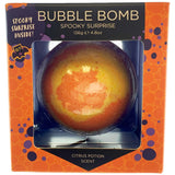 Spooky Bubble Bath Bomb
