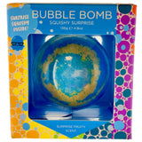 Squishy Toy Surprise Bubble Bath Bomb