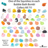 Squishy Toy Surprise Bubble Bath Bomb - Two Sisters Spa