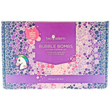 NEW! Unicorn Surprise Bubble Bath Bomb 6-pack Set + FREE BONUS Unicorn Sleep Mask