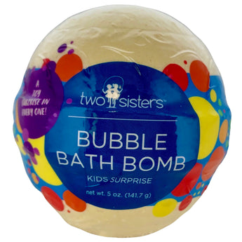 Tropical Surprise Bubble Bath Bomb