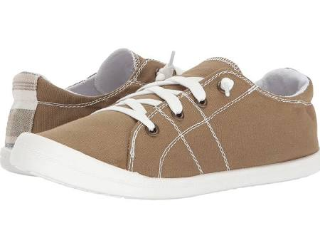 Not Rated Olive Casual Shoe