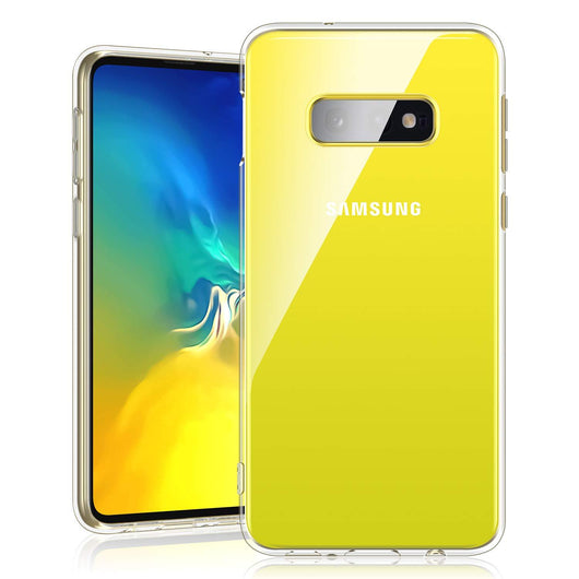 Samsung Galaxy S10e Case Clear Gel - That Gadget UK