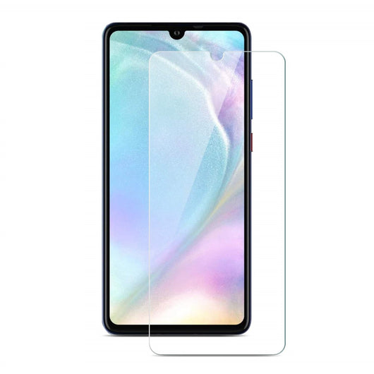 Huawei P30 lite Tempered Glass Screen Protector Guard (Case Friendly) - That Gadget UK