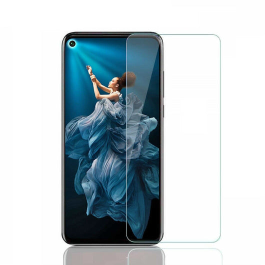 Honor 20 Pro Tempered Glass Screen Protector Guard (Case Friendly)