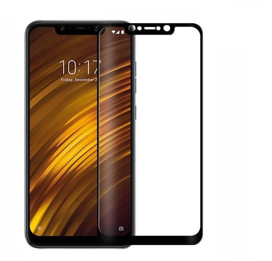 Xiaomi Pocophone F1 Tempered Glass Screen Protector Full Coverage