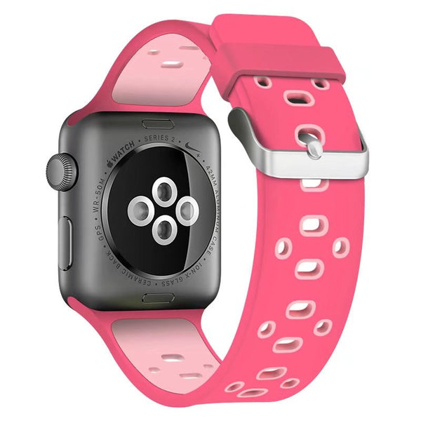 Apple Watch Sports+ Active Band (Series 1 - 5) - That Gadget UK