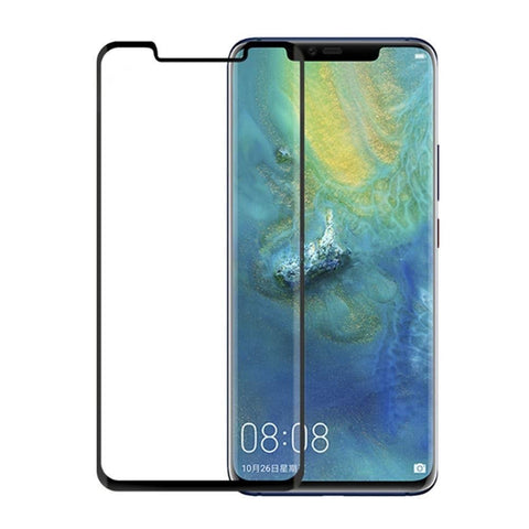 Huawei Mate 20 Pro Tempered Glass Screen Protector Full Coverage - That Gadget UK