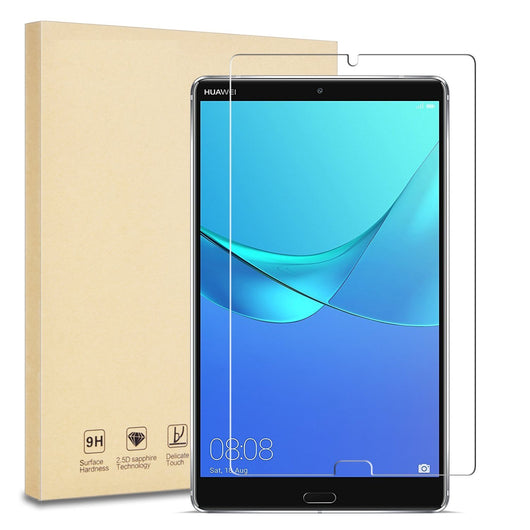 Huawei MediaPad M5 8 Tempered Glass Screen Protector Guard - That Gadget UK