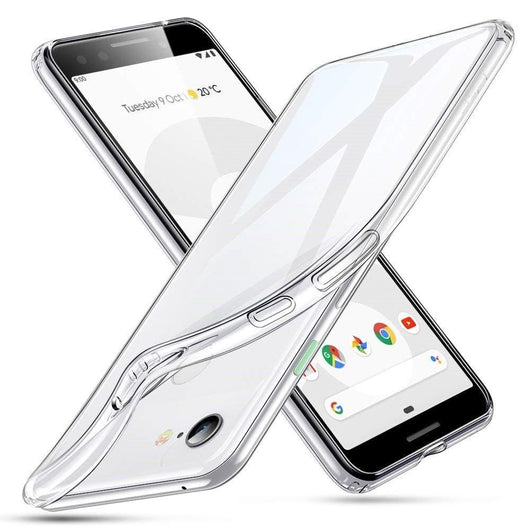 Google Pixel 3 Case Clear Gel - That Gadget UK