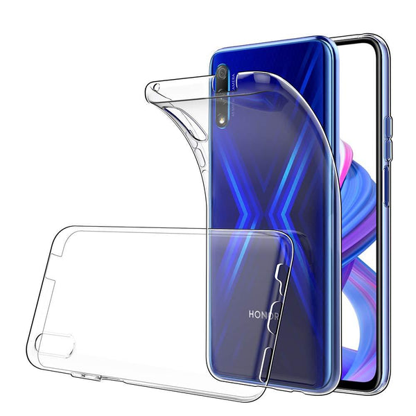 Honor 9X Case Clear Gel