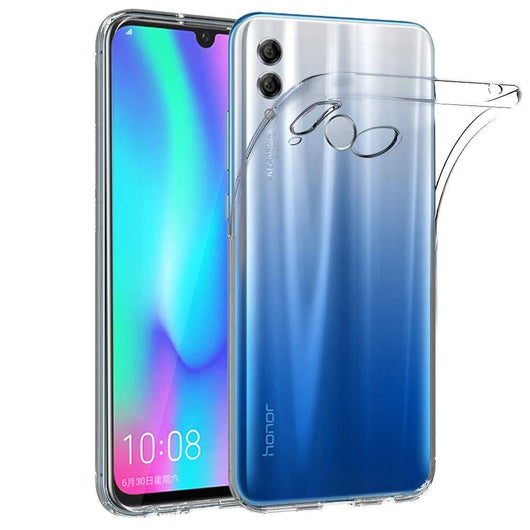 Huawei Honor 10 Lite Case Clear Gel - That Gadget UK
