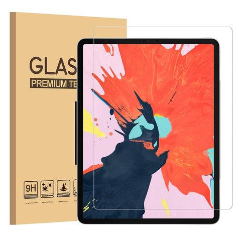 Apple iPad Pro 12.9 (2018) Tempered Glass Screen Protector Guard - That Gadget UK