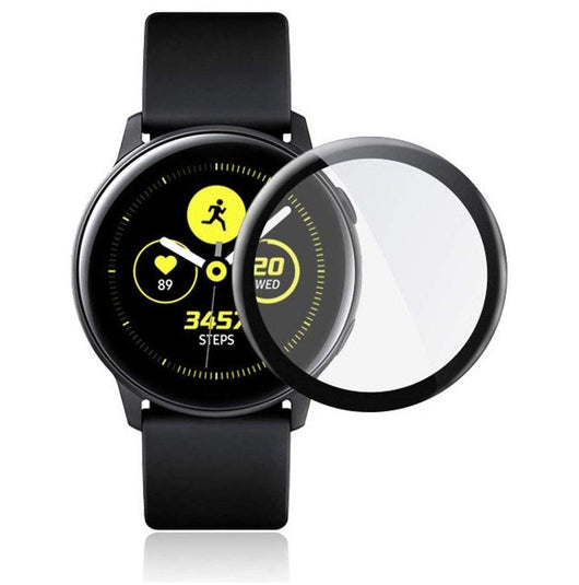 Samsung Galaxy Watch Active2 40mm Tempered Glass Screen Protector Full Coverage