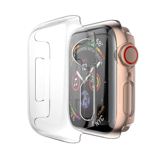 Apple Watch Case Clear Hard Cover (Series 1 - 5) - That Gadget UK