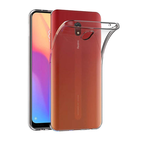 TGPro Xiaomi Redmi 8A Case Clear Gel