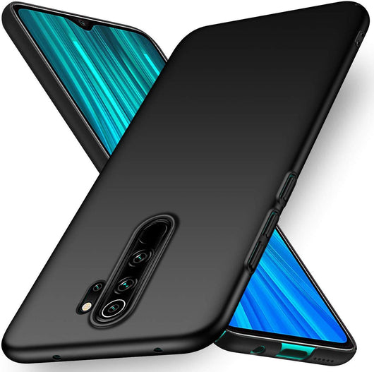 TGPro Xiaomi Redmi Note 8 Pro Case Ultra Slim Hard Matte