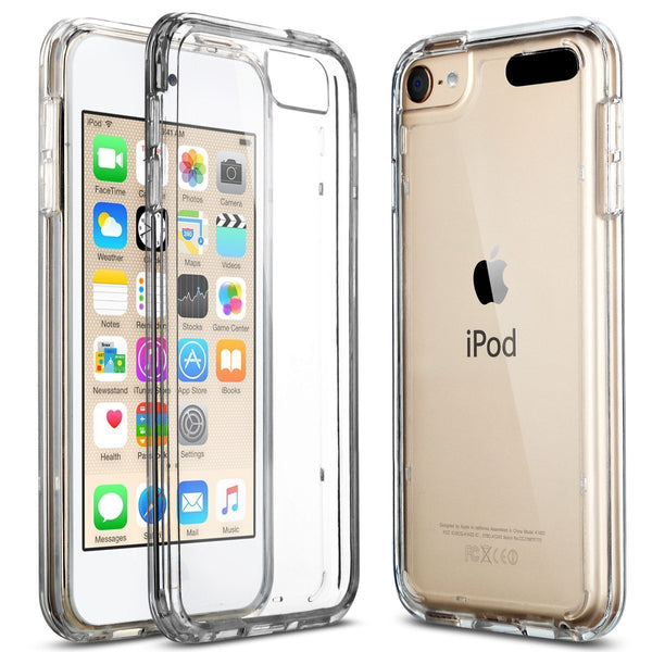 iPod touch 7th Gen (7th Generation) Case Clear Gel - That Gadget UK