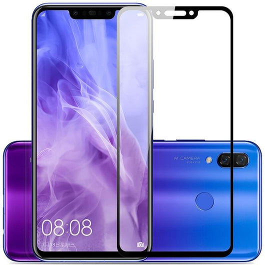 Huawei Honor 8X Tempered Glass Screen Protector Full Coverage - That Gadget UK