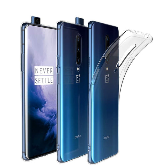 OnePlus 7 Pro Case Clear Gel - That Gadget UK