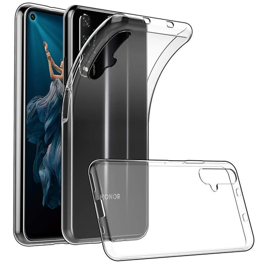 Honor 20 Case Clear Gel - That Gadget UK