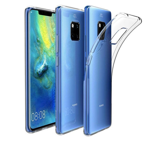 Huawei Mate 20 Pro Case Clear Gel - That Gadget UK