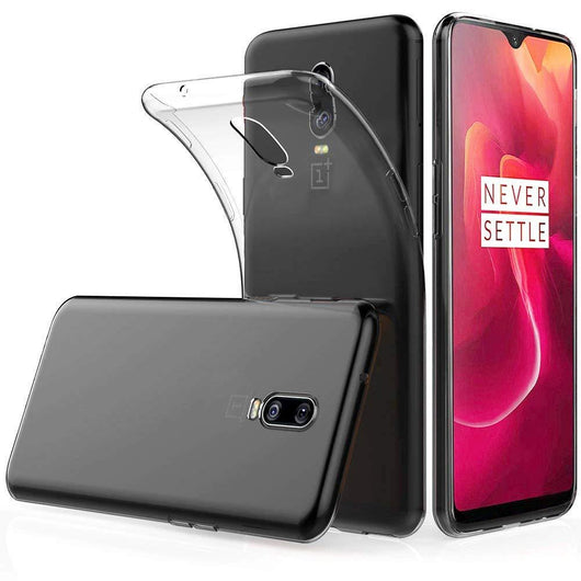 OnePlus 6T Case Clear Gel - That Gadget UK