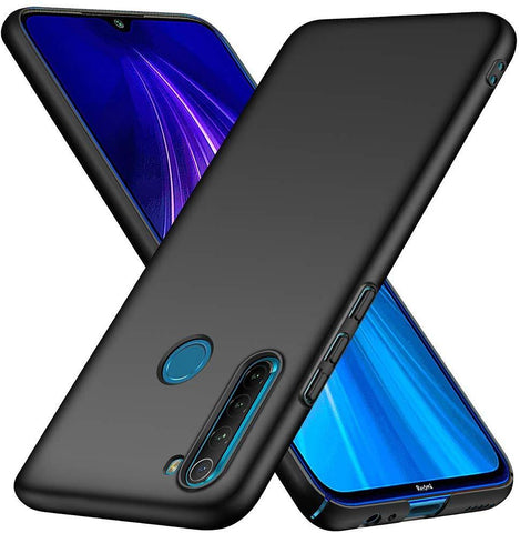 TGPro Xiaomi Redmi Note 8 Case Ultra Slim Hard Matte