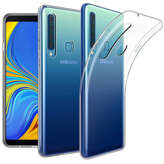 Samsung Galaxy A9 (2018) Case Clear Gel - That Gadget UK