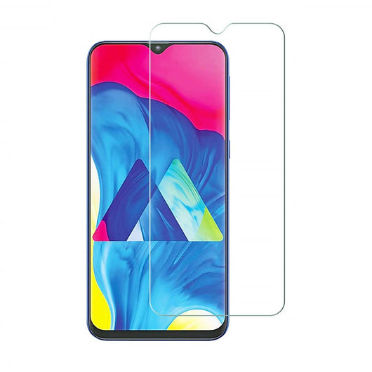 Samsung Galaxy M10 Tempered Glass Screen Protector Guard (Case Friendly) - That Gadget UK