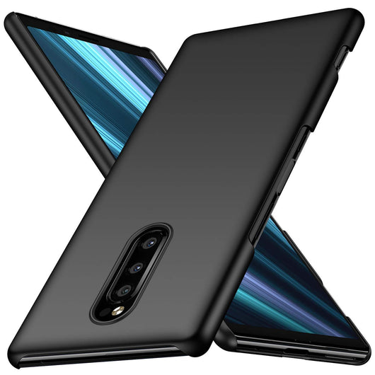 Sony Xperia 1 Case Ultra Slim Hard Matte