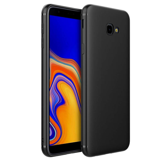 Samsung Galaxy J4+ Case Ultra Slim Matte Black - That Gadget UK