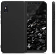 Xiaomi Mi 8 Pro Case Soft Gel Matte Black