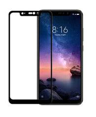 Xiaomi Redmi Note 6 Pro Tempered Glass Screen Protector Full Coverage