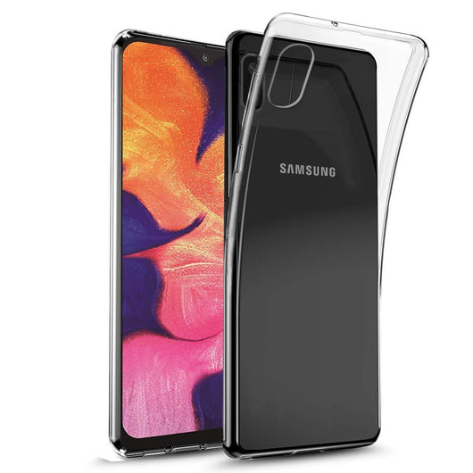 Samsung Galaxy A10e Case Clear Gel - That Gadget UK