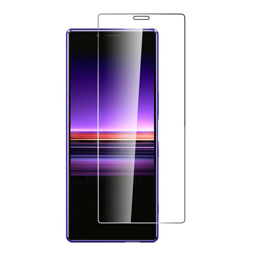 Sony Xperia 1 Tempered Glass Screen Protector Guard (Case Friendly)