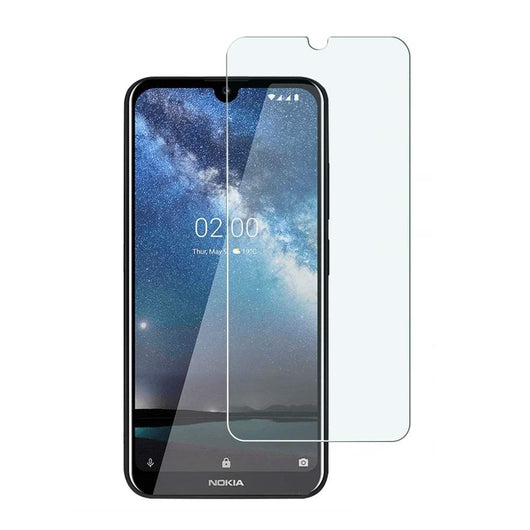 Nokia 2.2 Tempered Glass Screen Protector Guard (Case Friendly)