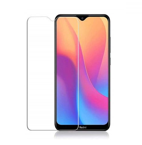TGPro Xiaomi Redmi 8A Tempered Glass Screen Protector (Case Friendly)