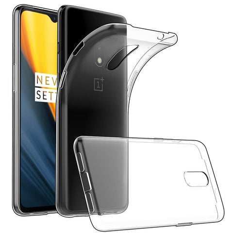 OnePlus 7 Case Clear Gel - That Gadget UK