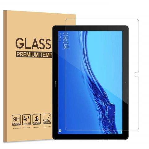 Huawei MediaPad T5 Tempered Glass Screen Protector Guard - That Gadget UK