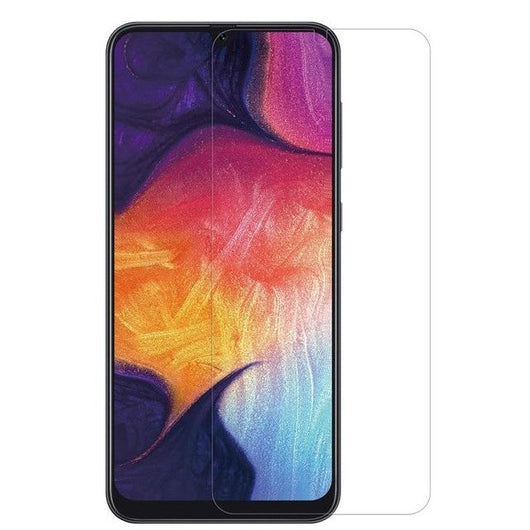 Samsung Galaxy A50 Tempered Glass Screen Protector Guard (Case Friendly) - That Gadget UK